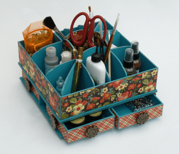 Rotary Craft Storage Unit